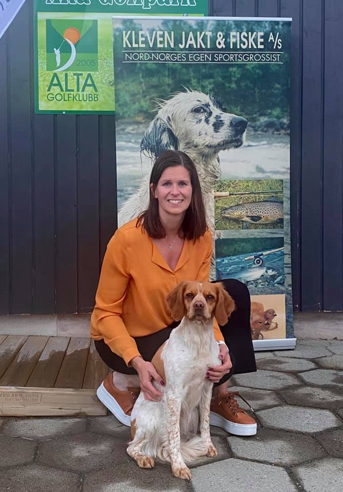 1 AK Apport til Rypleja's Tarha med E/F: Kristel Marie Pedersen.