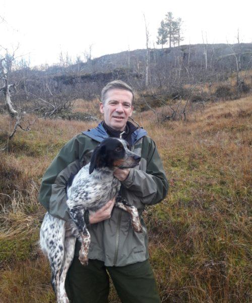 1. Olaf Hafstad
