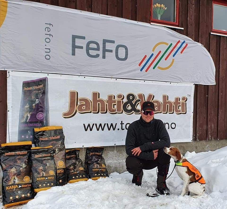 1.UK til Rebella av Valhall med E/F: Sturla Bäkö Pedersen.
