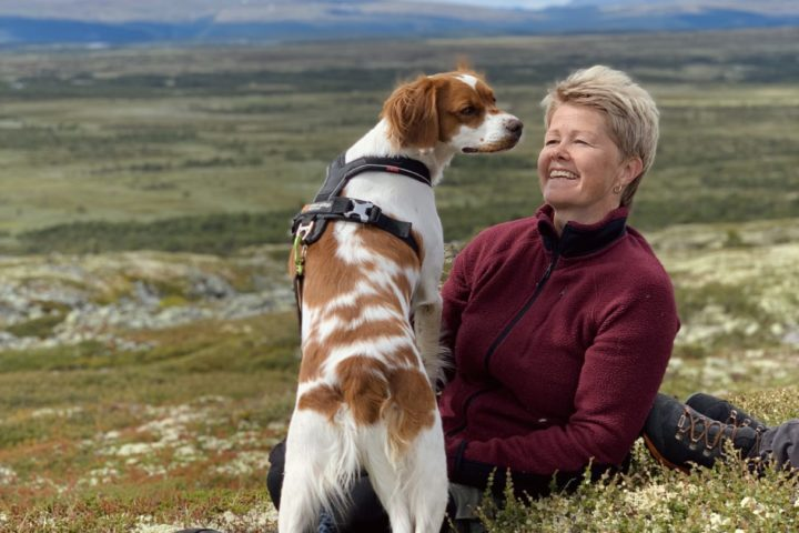 Ny medhjelper i web-gruppa: Linda Skogstad