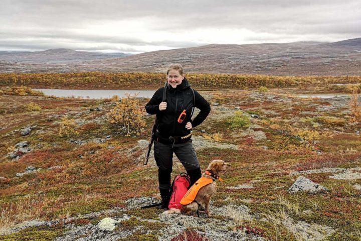 Ny medhjelper i web-gruppa: Ingvild Lundgård-Nolte
