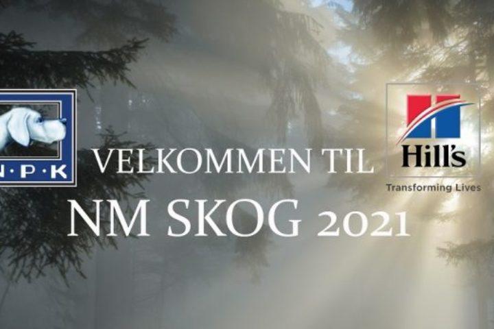 Norsk Pointerklub inviterer til NM Skog 2021